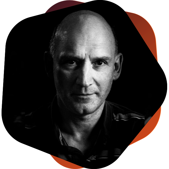 Team Member, Dr David Lanc, Founder and CEO